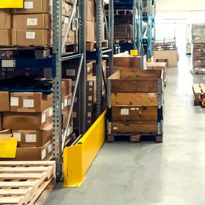 Logistieke oplossing die kostenbesparend werkt